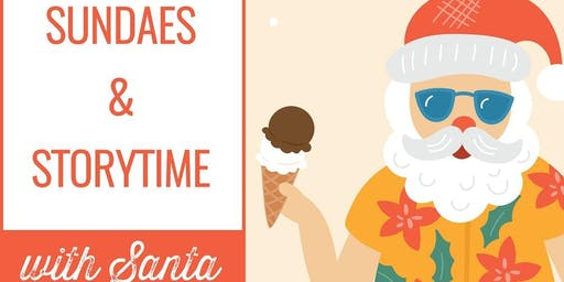 Sundaes & Storytime with Santa