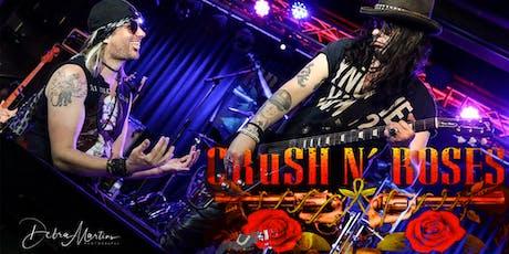 Crush n' Roses: A Tribute to Guns n Roses tickets