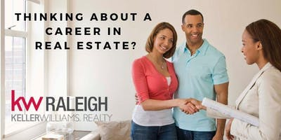 KW Raleigh Real Estate Career Hour
