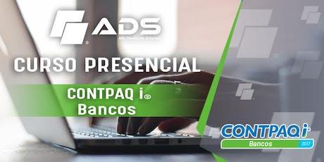 Curso Presencial de CONTPAQ i® Bancos entradas