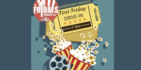 """Downtown """"Drive In"""" tickets"""