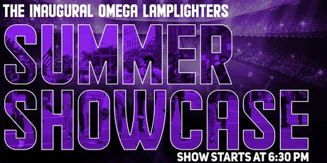 Omega Lamplighters Summer Showcase I tickets