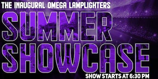 Omega Lamplighters Summer Showcase I