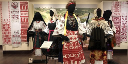 The Tree, The Sun, and The Goddess: Symbolic Language in Ukrainian Folk Embroidery