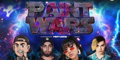 Paint Wars 2 (ELP LaborDay Weekend Rave)