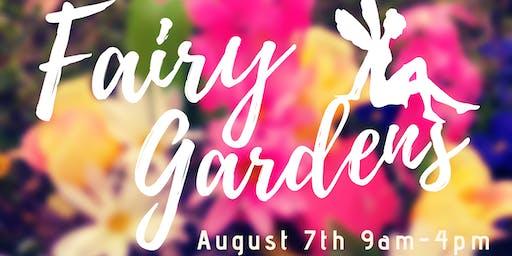 Summer Day Camp - Fairy Gardens
