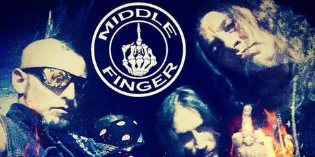 Middle Finger CD Release Show tickets