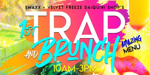 SMAXX&VFD 1st Trap&Brunch Day Party
