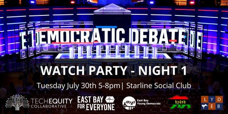 Democratic Debate Watch Party - Night 1 tickets