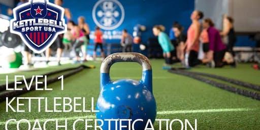Kettlebell Sport Performance Trainer Certification