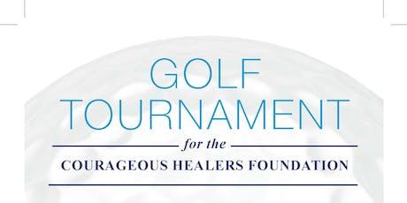 Courageous Healers Foundation Golf Tournament Fundraiser tickets
