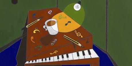Handmade, the piano experience tickets