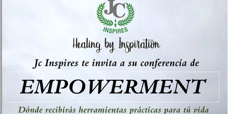 EMPOWERMENT BY JC INSPIRES tickets