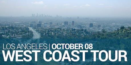 West Coast Tour – Los Angeles – October 2019 tickets