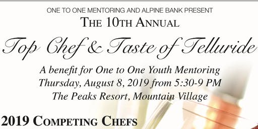 Top Chef and Taste of Telluride 2019