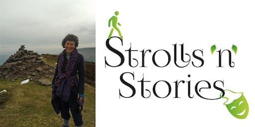 Strolls 'n' Stories: Skirrid Inn & Mountain