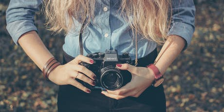 Digital Wandering: Learn to take Better Digital Photos tickets