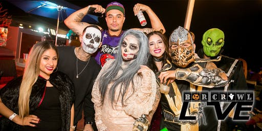 OFFICIAL HALLOWEEN BAR CRAWL | RICHMOND, VA