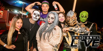 OFFICIAL HALLOWEEN BAR CRAWL | RALEIGH, NC