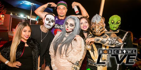 OFFICIAL HALLOWEEN BAR CRAWL | RALEIGH, NC tickets