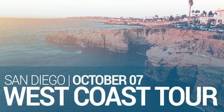West Coast Tour – San Diego – October 2019 tickets