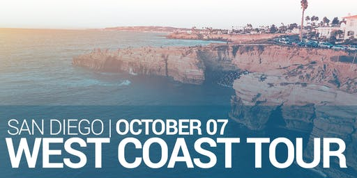 West Coast Tour – San Diego – October 2019