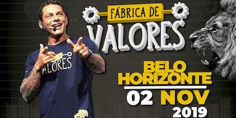 Encontro Fábrica de Valores - Belo Horizonte/MG tickets