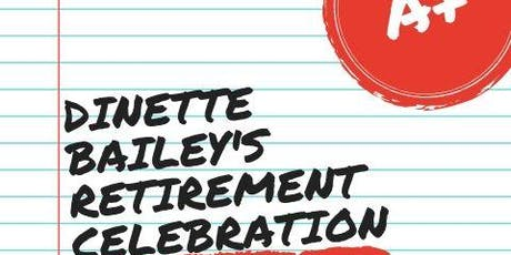 Dinette's Retirement Celebration tickets