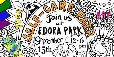 Teen Self Care Fair - Edora Park tickets