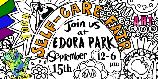 Teen Self Care Fair - Edora Park