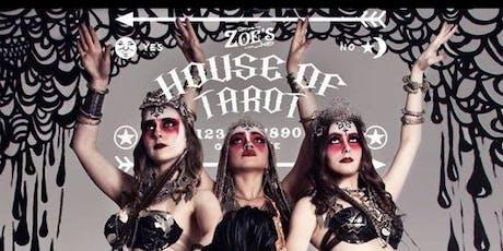 Zoe Jakes' House of Tarot Nevada City tickets