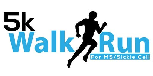 5k Walk/Run Against Multiple Sclerosis and Sickle Cell