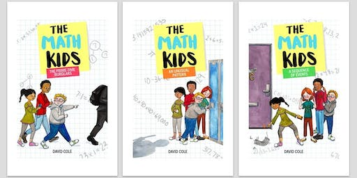 Getting Kids to Love Math w/ David Cole, author of The Math Kids Series