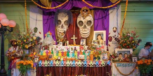 Point Reyes Día de los Muertos / Day of the Dead