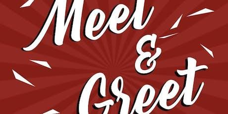 GEMs Meet & Greet tickets