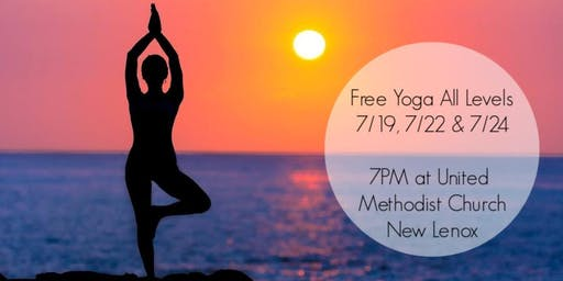 Free Yoga All Levels