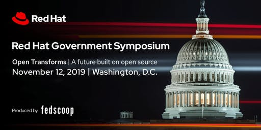 Red Hat Government Symposium 2019