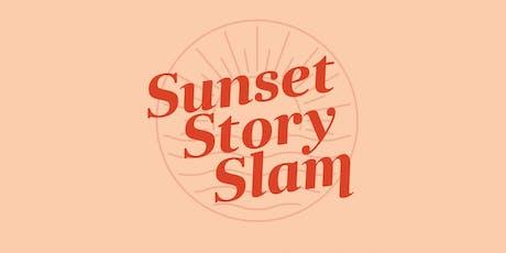 Sunset Story Slam tickets