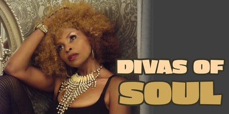 Divas of Soul Tribute with Latraia Savage tickets
