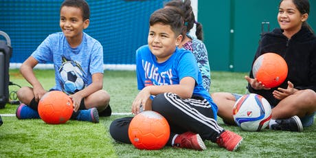 Free Kids Soccer Coaching - Goals Covina tickets