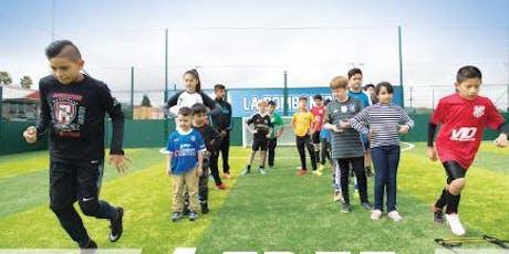 FREE Kids Soccer Coaching - Goals Rancho Cucamonga tickets