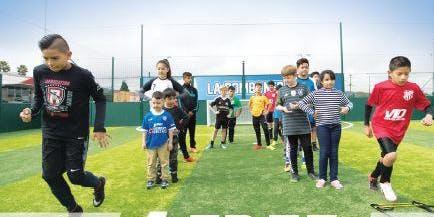 FREE Kids Soccer Coaching - Goals Rancho Cucamonga