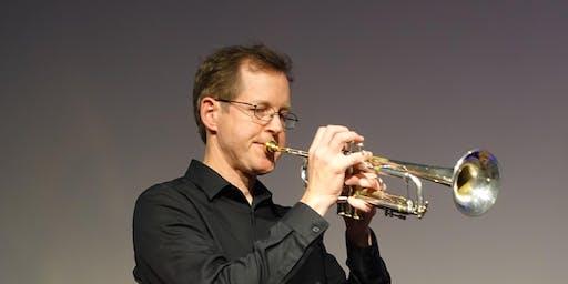 Jazz at Inklings: Erik Jekabson, John Burr, Matt Finders, and Leon Joyce
