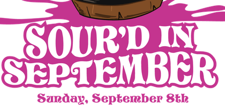 """""""Sour'd in September 2019"""" presented by Captain Lawrence Brewery tickets"""