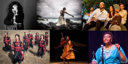 ResoNation: Sacred Sounds Beyond Borders Festival