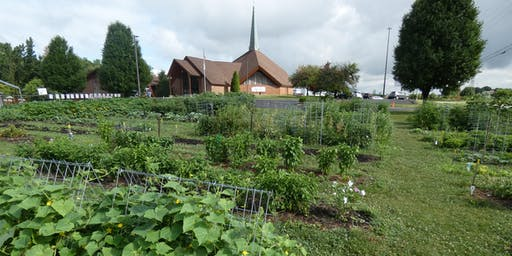 Bethany Community Gardens Food Preservation Class