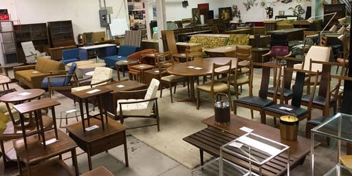 Grandville Mid Century Modern & Vintage Warehouse Sale