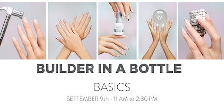 ORLY Builder I Workshop for Nail Pros 9/9/19 tickets