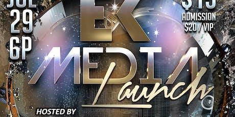 EK Media TV presents: Dreaming to Streaming tickets