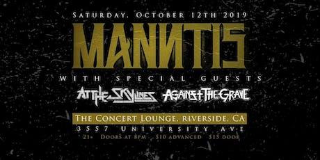 MANNTIS tickets